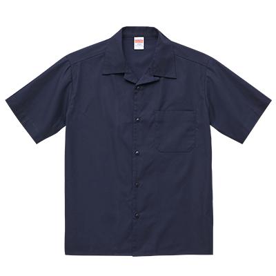 United Athle T/C オープンカラーシャツ