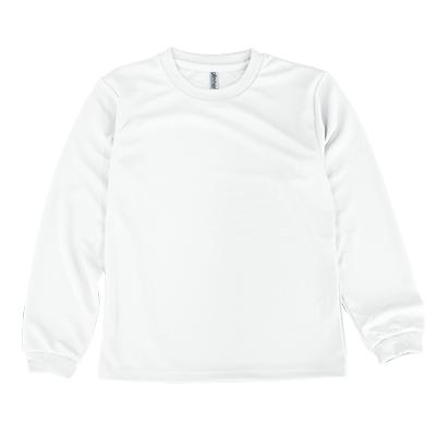 GLIMMER 4.4oz ドライ 長袖Tシャツ(キッズ)