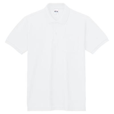Printstar 5.8oz ポロシャツ(ポケット付)