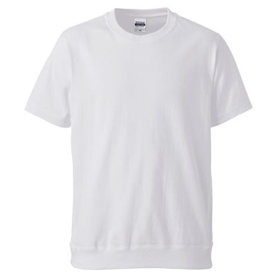 United Athle 7.1oz へヴィーウェイトTシャツ(サイドパネル)