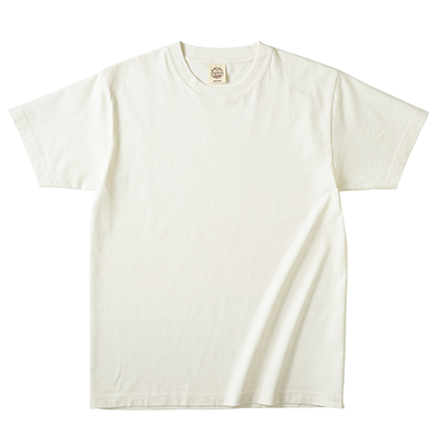 TRUSS 5.3oz オーガニックコットンTシャツ