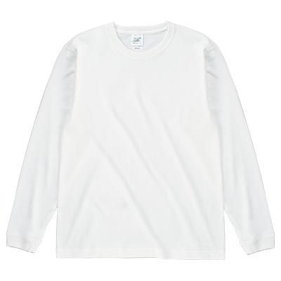 Cross Stich 6.2oz 長袖Tシャツ(リブ有)