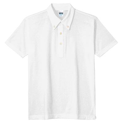 Printstar 5.3oz スタンダードボタンダウンポロシャツ