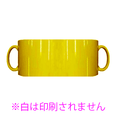 金色マグカップ