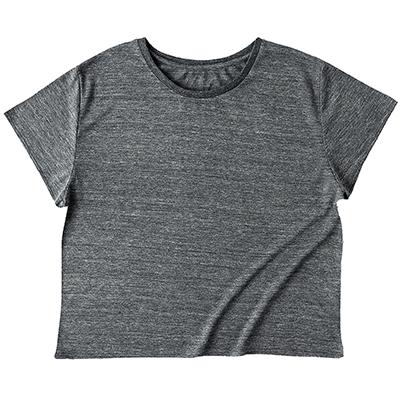 TRUSS 4.4oz トライブレンドワイドTシャツ(レディース)