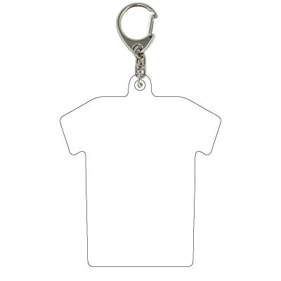 Tシャツ型LEDパスケース