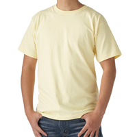 Cross Stitch オープンエンド マックスウェイトTシャツ