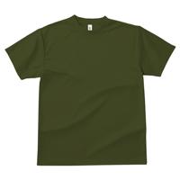 GLIMMER 4.4oz ドライTシャツ(レディース)