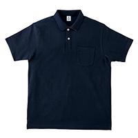 LIFEMAX 6.5oz 2WAYカラーポロシャツ