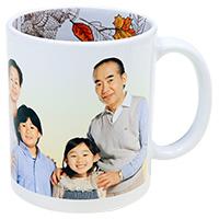 メッセージマグカップ【ありがとう】
