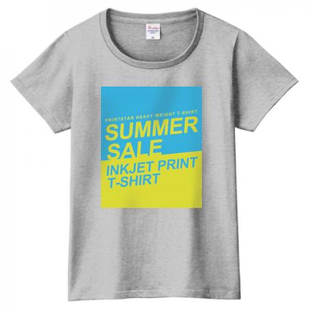 【キャンペーン】PrintstarヘビーウェイトTシャツ(レディース)