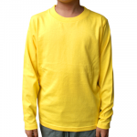 Printstar ヘビーウェイト長袖リブ無しカラーTシャツ(kids)
