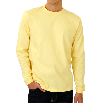 Printstar 6.6oz ハイグレード 長袖Tシャツ