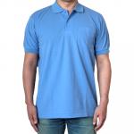 日本製 5.3oz 形状安定ポロシャツ(ポケット付)