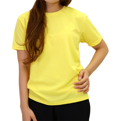 GLIMMER ドライTシャツ(women)