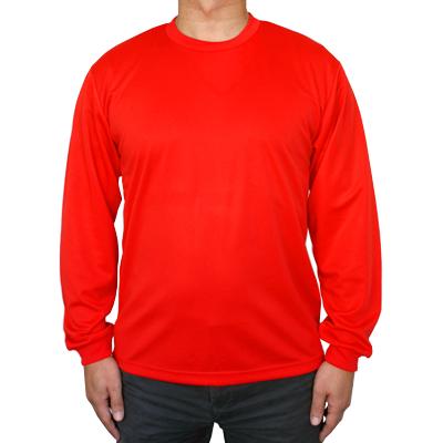 GLIMMER 4.4oz ドライ 長袖Tシャツ