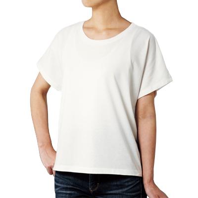 TRUSS ドルマンTシャツ(women)