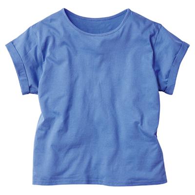 TRUSS ロールアップTシャツ(レディース)