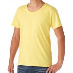 TRUSS スリムフィット UネックTシャツ