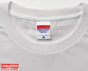 United Athle ライトTシャツの首リブ