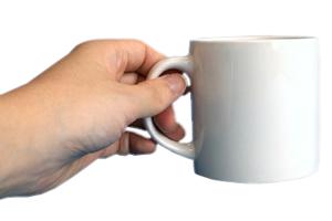 マグカップ Sサイズの大きさ