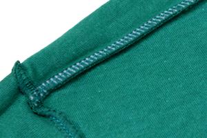 肩の裏側の縫い目