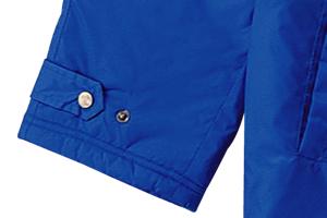 BCW-015の袖口