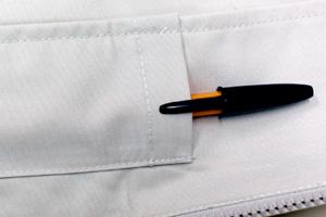850-DZのペン挿し