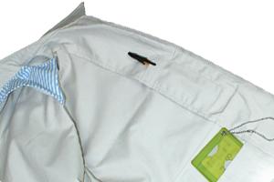 850-DZの内ポケット