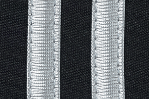 1995-01の袖ライン(シルバー)