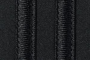 1995-01の袖ライン(グロスブラック)