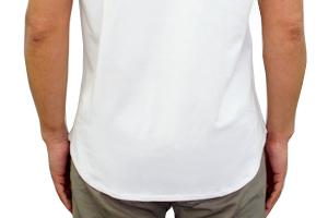 BNS-266の後ろ裾