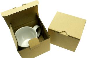 完成品の包装小箱