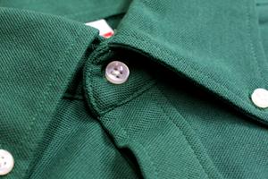 アイビー・ルックといえばこのボタン留めの襟
