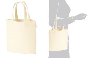 持ち運び便利、小ぶりなバッグ