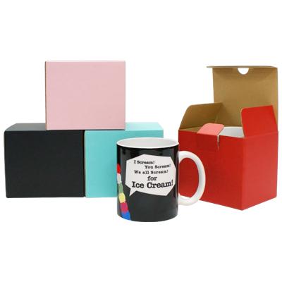 包装オプション:カラーボックス