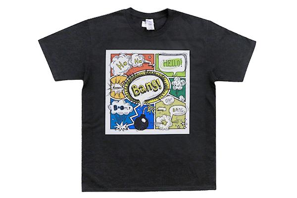 オリジナルプリント.jp独自のプリントシステムを導入し、圧倒的にコスパ最強なTシャツを実現!