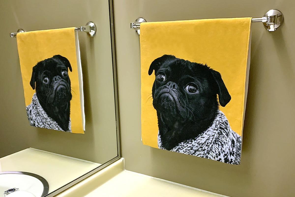 オリジナルタオルで日常にお気に入りをプラス