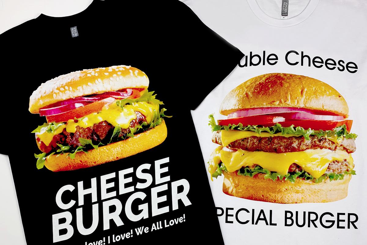 新時代のワンランク上のプリントTシャツ。個人ユースはもちろん物販品にもおすすめの一品