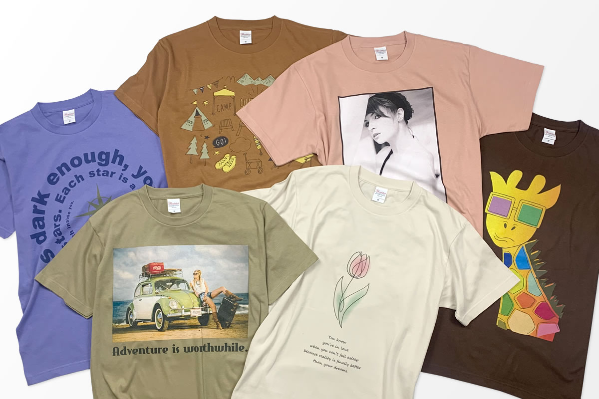 PrintstarヘビーウェイトTシャツ(リミテッドカラー)