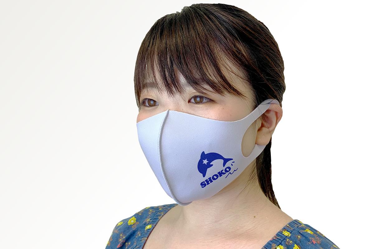 暑い夏でも欠かせないマスク!クール仕様のパステルマスクで夏支度。