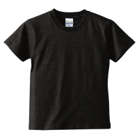 ブラック United Athle 5.6oz Tシャツ(kids)