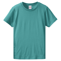 グリーン United Athle 5.6oz Tシャツ(women)