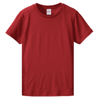 レッド United Athle 5.6oz Tシャツ(women)