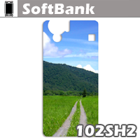 AQUOS PHONE 102SH2用スキンシール | SoftBank | Sharp