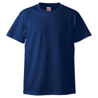 ブルー United Athle 5.6oz Tシャツ