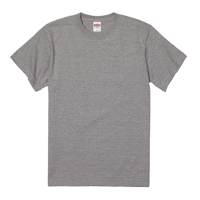 グレー United Athle 5.6oz Tシャツ