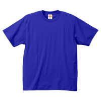 ブルー United Athle 6.2oz Tシャツ