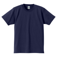 ブルー United Athle 7.1oz Tシャツ