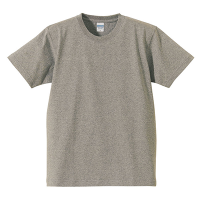 グレー United Athle 7.1oz Tシャツ
